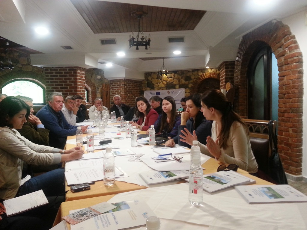 Local seminar in Butrint - WP3