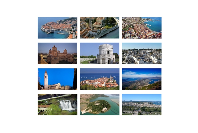 Joint cross-border/inter-Adriatic approach to sustainable development of the UNESCO World Heritage Sites