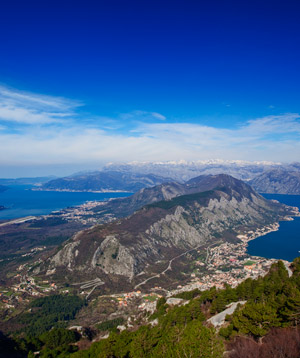 The Kotor Region